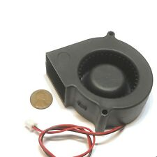 1 Piece Blower 75mm x 30mm 12V cooler Computer PC Fan 2pin Cooling A2