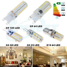 3W 5W 7W G9 G4 E14 LED Ampoule 3014 SMD Froid Chaud Blanche Corn Light Lamp Bulb