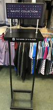 Footjoy Free Standing Clothing Rail