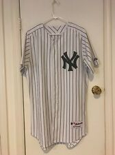 New York Yankees, CC Sabathia, #52, Authentic Majestic Jersey, Size 40, USED