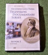 THE JOSEPH SMITH PAPERS: SEASON 1 Brand New Factory Sealed DVD