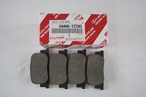 Genuine SCION TC 2005-2010 Rear Brake Pads 04466320040 / 04466YZZAD OEM