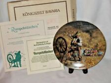 Bradford Exchange Rumpelstilzchen Collector Plate
