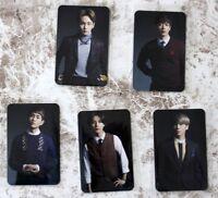 SHINee Official Photocard 5 SET Your Number card taemin jonghyun key minho one