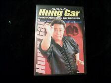 Master Lee Yun Fook Hung Gar Lau Gar Kuen Dvd