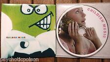 Childish Music  Advanced Promo CD  Staubgold 60  Sampler Electronic / Leftfield