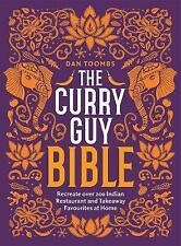 The Curry Guy Bible, Dan Toombs