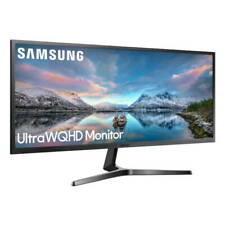 Samsung 34 inch SJ55W Ultra WQHD 3000:1 4ms HDMI/DisplayPort/Headphones LED LCD
