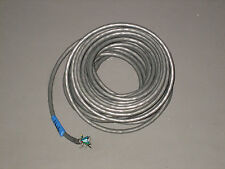 60 FT Belden 9991 24 AWG 6 Pair Stranded 7/32 TC Individually Shielded w/Beldfoi