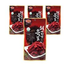 Korean Beef Jerky [Murgerbon] 25g * 4ea HACCP Certified Md in Korea