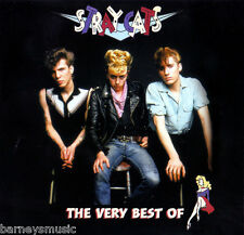 STRAY CATS ( NEW SEALED  CD ) THE VERY BEST OF / GREATEST HITS