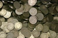 40 Liberty Head V Nickel US Type Coins Assorted Dates Five Cents Circulated Lot