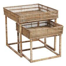 Pavillion Square Nesting Tables - Set of 2