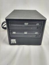 "ZIPSPIN ""DVD Master"" CD/DVD Disc Duplicator Zip Spin CD Burner Recorder Copier"