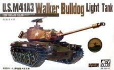 1/35 AFV Club M41A3 Walker Bulldog Light Tank #35041