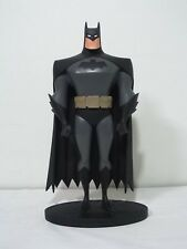 1998 Warner Bros BATMAN MAQUETTE The Animated Statue LE 2500 Bob Kane w/COA