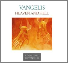 VANGELIS - HEAVEN AND HELL (REMASTERED EDITION)  CD NEW+