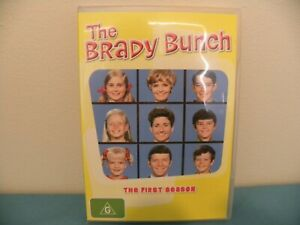 The Brady Bunch The First Season - DVD - Region 4