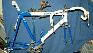 Cannondale 3.0 Series Aluminum made In USA 60 CM /24white and blue