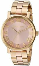 Michael Kors Norie Gold/Pink Two Tone Stainless Steel Watch MK3586 NWT