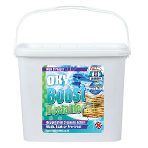 Fastchem - Oxy Boost - Oxygenated Laundry Destainer - Chlorine Free