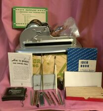 SUPERIOR STAR PRINTING PRESS 8403 VINTAGE 1950'S- EARLY 60'S