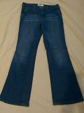Izod Jeans Womens Boot Cut Dark Wash Size 6 Inseam 32 Modern Fit