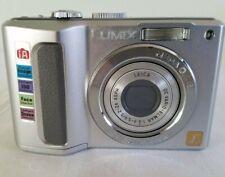 Panasonic LUMIX DMC-LZ8 8.1MP Digital Camera - Silver *GOOD*