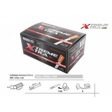 8800 Tubos vacíos para tabaco de liar Xtreme Xtra con filtro de 24mm