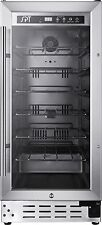 Sunpentown 33-Bottle Under-Counter Wine Cooler (Commercial Grade) WC-3302US