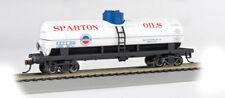 """Bachmann 17848 40' Single Dome Tank Car """"Sparton Oil Company"""""""