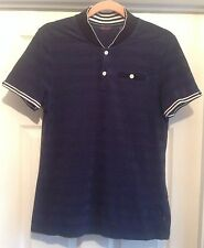TED BAKER Polo Shirt Size 3 S/M