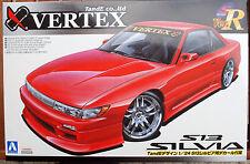 1989 Nissan Silvia S 13 / PS13 Vertex JDM 1:24 Aoshima 039779