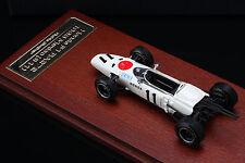 Honda F1 RA272 Mexico #11 *Richie Ginther* - Wood Base - HPI #8300 - 1/43