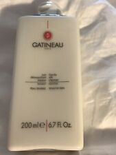 Gatineau Gentle Silk Cleanser Face Wash Cleansing Milk 200ml. Sealed. RRP £22.00