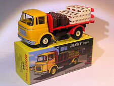 Plateau brasseur Berliet GAK - ref 588 dinky toys atlas