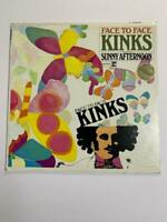 The Kinks – Face To Face Vinyl LP Super Rare 1966 US Mono Promo *VG-VG+*