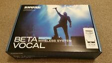 Shure Wireless Handheld Pro Audio Microphones