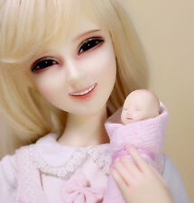 NEW Pregnant Huixiang AOD 1/3 Angel of Dream BJD gravida Super Dollfie fat SD