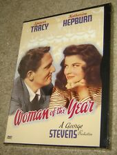 Woman of the Year (DVD, 2000),NEW & SEALED,STANDARD, SNAPCASE,REGION 1,A CLASSIC
