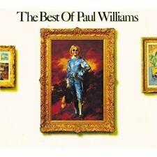 Paul Williams - Best of Paul Williams [New CD]