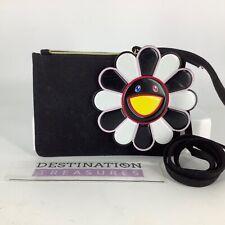 Shu Uemura X Takashi Murakami Japan Premium Case Bag w Detachable Long Bag Strap