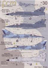 FCM 1/48 Dassault Mirage III Part 2 # 48030