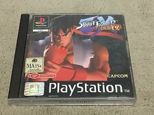 STREET FIGHTER EX PLUS A / alpha - PAL - PS1