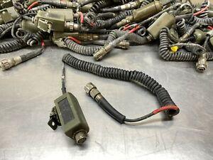 British Army Surplus Clansman Radio Pressel Switch PTT Untested