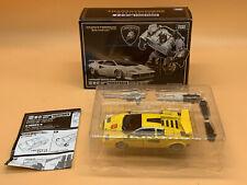Transformers MP-12T Tigertrack Lamborghini Countach LP500S Takara Tomy Complete