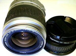 Canon EF 28-90mm f4-5.6 II Lens for digital rebel T7 T5 T6i 90D 80D cameras