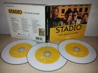STADIO - I PIU' GRANDI SUCCESSI - 3 CD