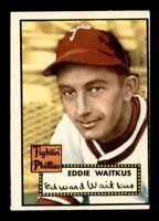 1952 Topps Set Break #158 Eddie Waitkus VG-EX *OBGcards*