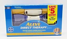 Aleve Direct Therapy TENS Device Drug Free Back Pain Relief Deep Penetrating